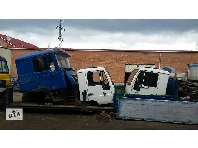 продам  Кабина для грузовика MAN  бу в Виннице