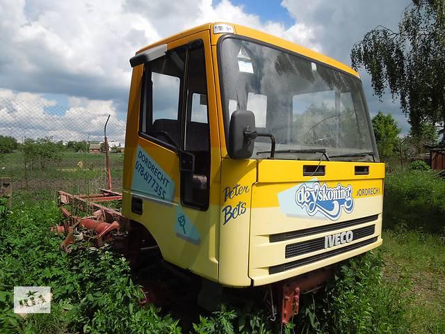бу  Кабина Iveco EuroCargo в Львове