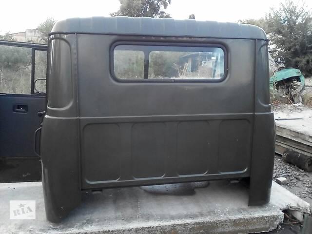 купить бу Кабина КрАЗ 6510 (железная 1-й комплектности капитальный ремонт) в Кременчуге