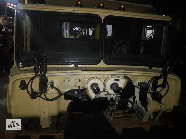 бу Кабина КрАЗ 6510 (железная 1-й комплектности новая ) в Кременчуге