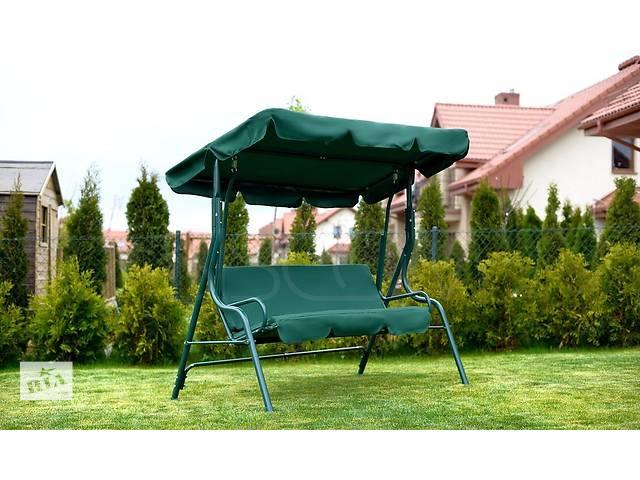 Качеля садовая Relax 3-х местная 180 см.- объявление о продаже  в Запорожье