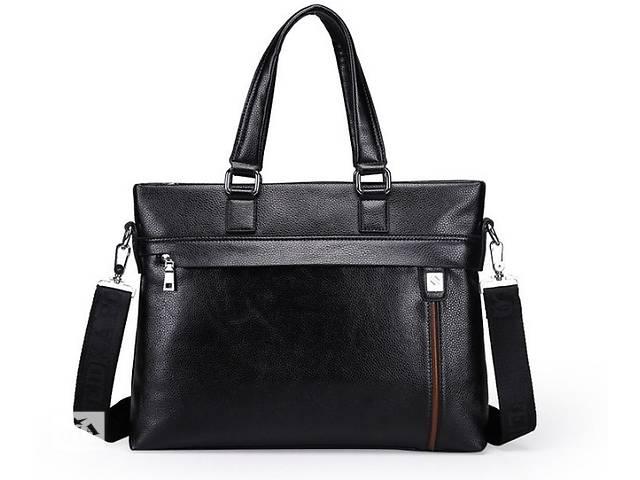 купить бу Качественная мужская сумка с ручками. Размер 38-29-7 см. Варианты в Киеве