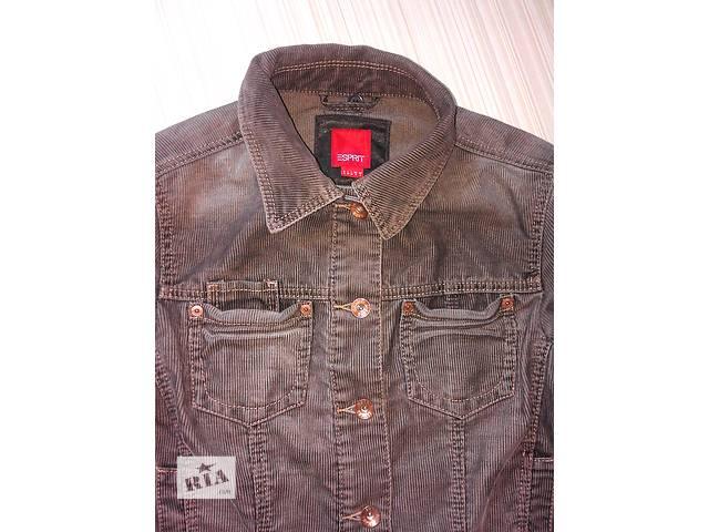 продам Фирменная вельветовая курточка Esprit бу в Полтаве