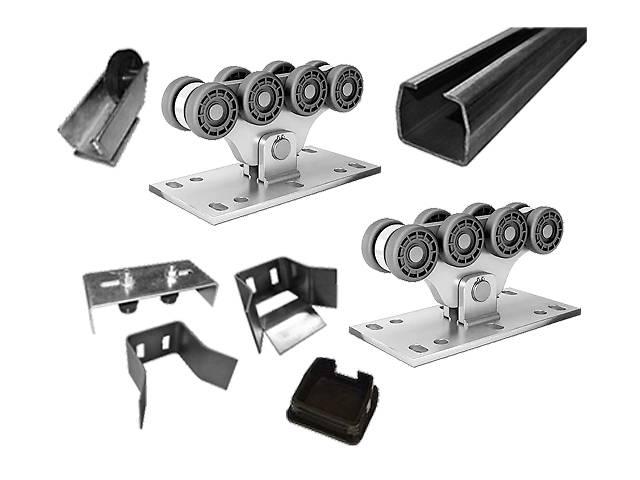 продам Качественные комплекты консольной фурнитуры для ворот до 400-800 кг.  бу в Симферополе