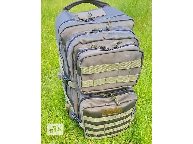бу Качественный тактический рюкзак для туризма, рыбалки на 40 литров в Киеве