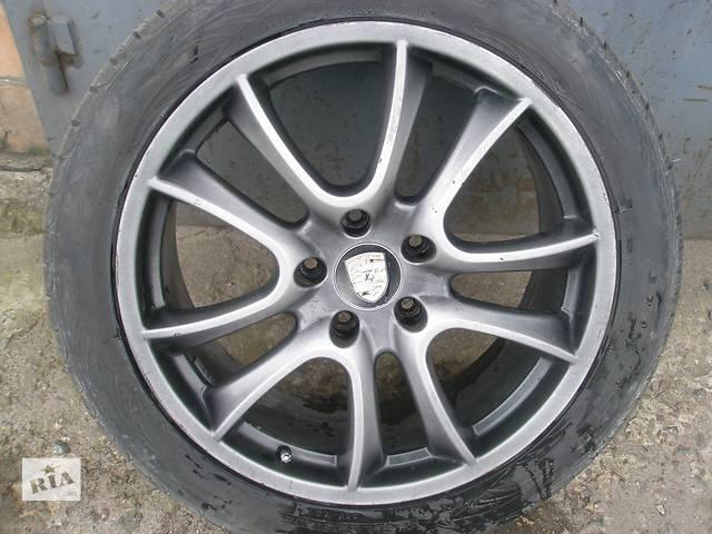 бу Каен S колеса шины Диск для легкового авто Porsche Cayenne в Киеве