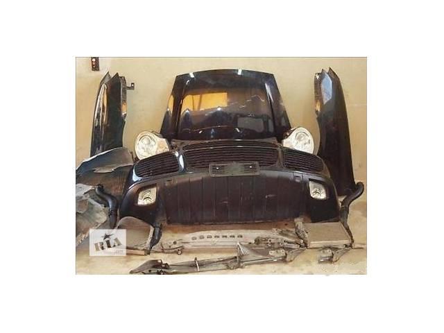 бу Каен S Детали кузова капот  Легковой Porsche Cayenne в Киеве