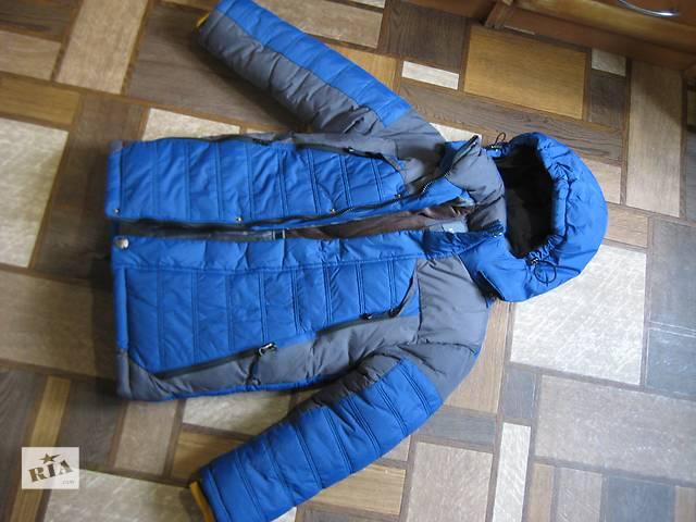 купить бу как новая куртка зимняя Фа. Favor  в Мариуполе