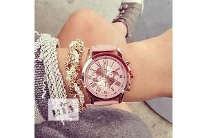 Как заказать часы GENEVA и получить Подарок браслет + Бесплатная доставка!