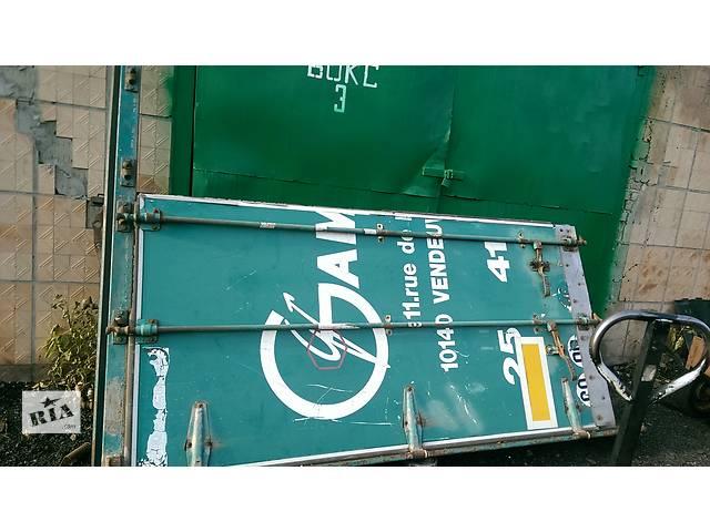 Калитка на полуприцеп с рамкой- объявление о продаже  в Кропивницком (Кировограде)