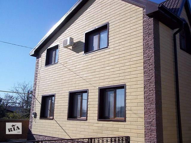 продам Вентилируемая навесная фасадная система Донрок-Сканрок, Марморок бу в Донецке