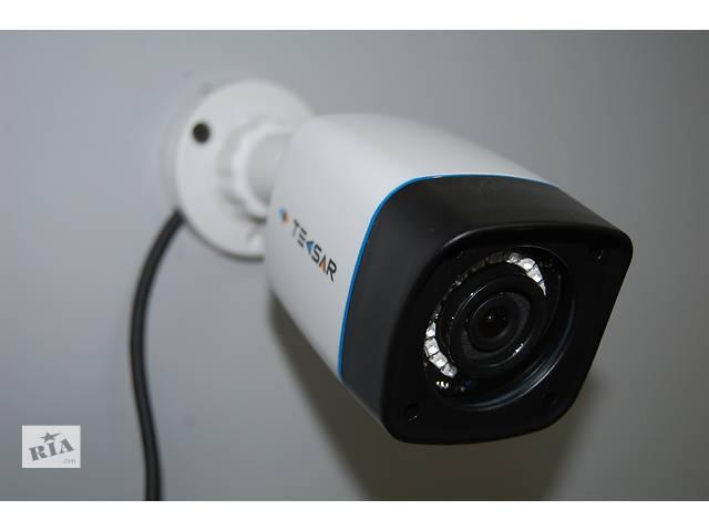 бу Камера видеонаблюдения уличная Tecsar AHD 1Mp в Чернигове