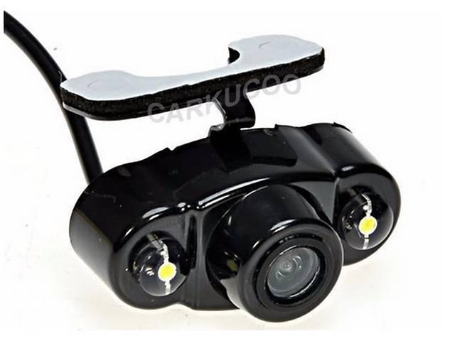 продам Камера заднего вида с подстветкой. HD/ Угол обзора 170 градусов. бу в Киеве