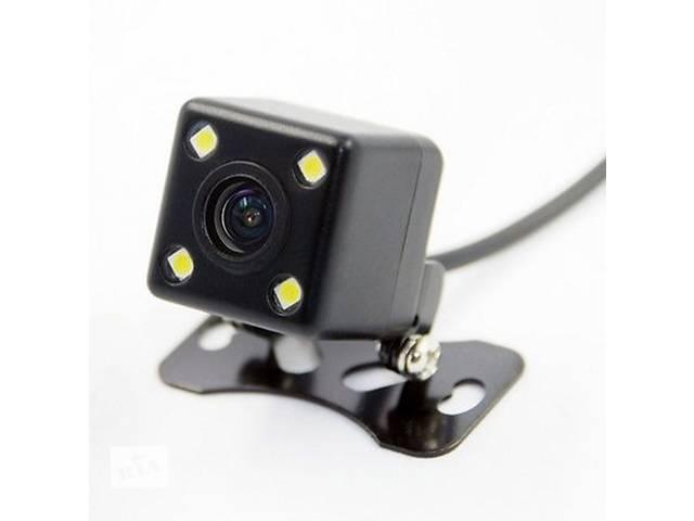 Камера заднего вида с подстветкой в авто. Универсальная. Варианты камер и мониторов- объявление о продаже  в Киеве