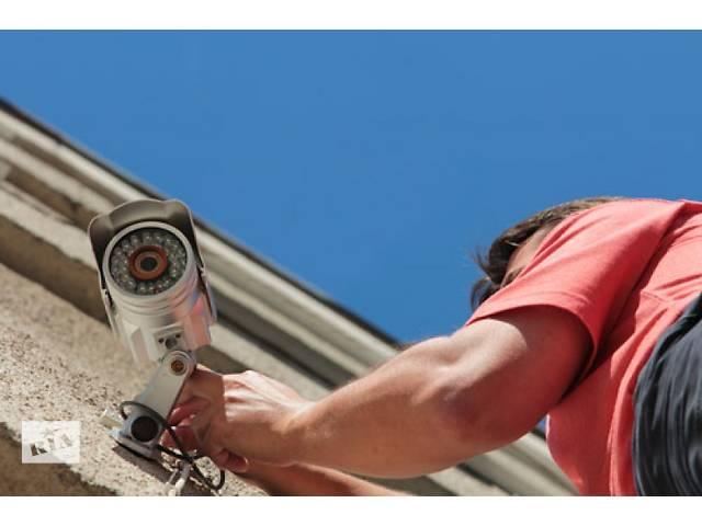 продам Камери відеоспостереження в Рівному, встановлення камер Рівне бу в Ровно