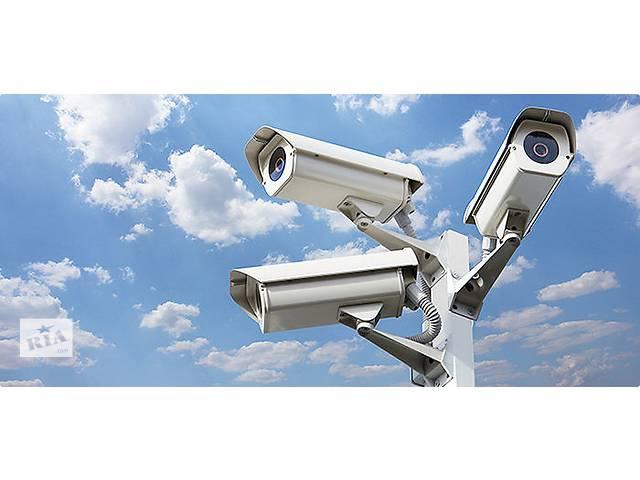 продам Камеры видеонаблюдения в Никополе, установка камер Никополь бу в Никополе