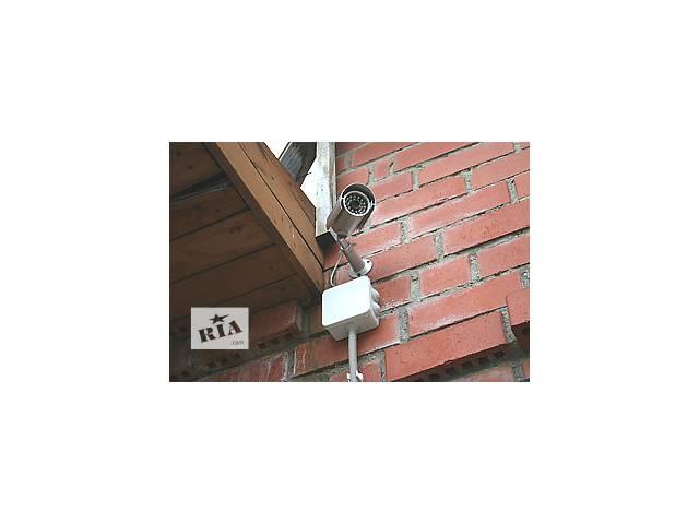бу Камеры видеонаблюдения в Запорожье, установка камер Запорожье в Запорожье