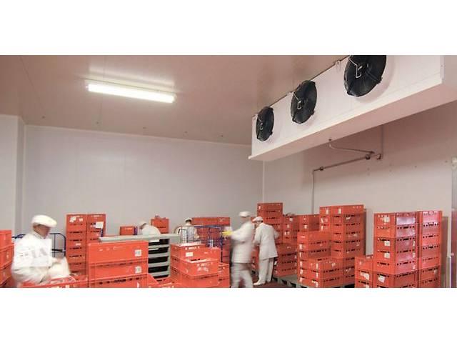 купить бу Камеры для хранения и заморозки пищевой продукции  в Украине