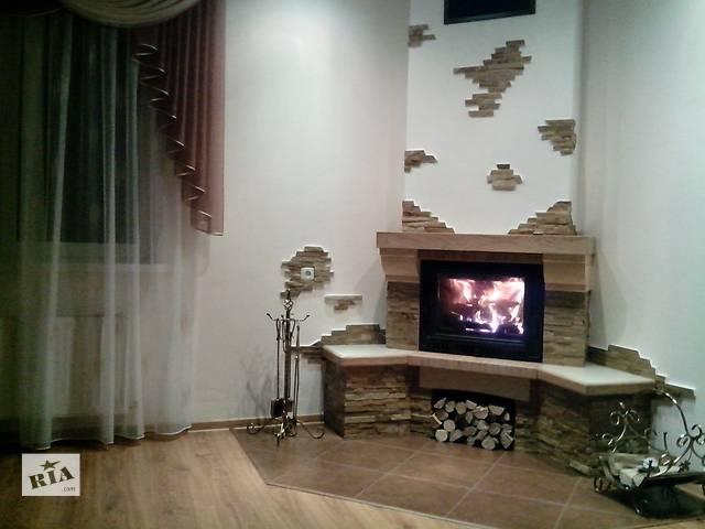 продам Камины - проектирование, изготовление, монтаж бу в Ивано-Франковске