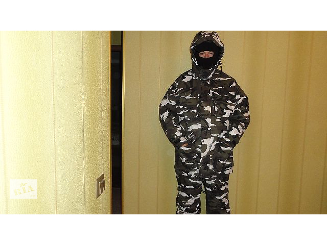 камуфляжный зимний костюм- объявление о продаже  в Киеве