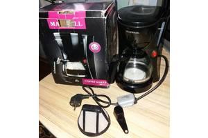 Новые Капельные кофеварки Maxwell
