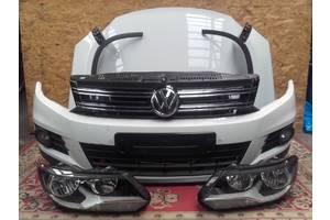 б/у Бампер передний Volkswagen Tiguan