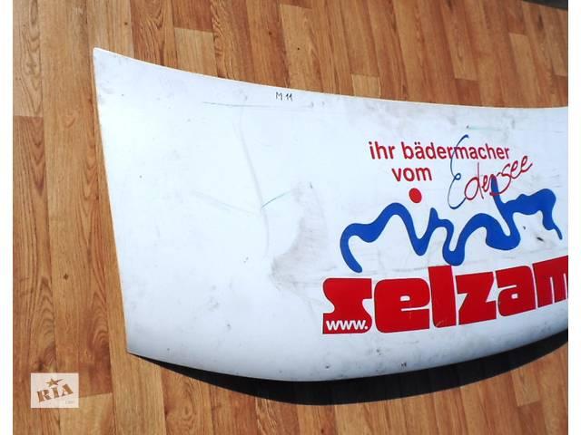 продам Капот белый Рено Мастер Renault Master 2.2 dci 1998 -2003 бу в Ровно