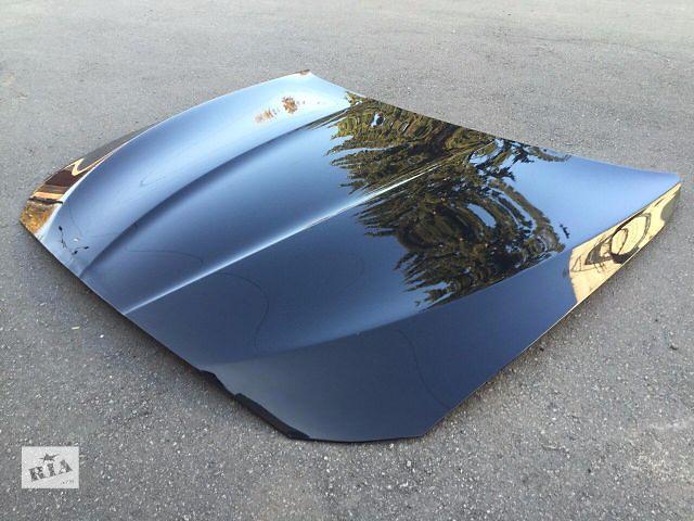 купить бу Капот BMW 5 F10 F11 оригинал чёрный в Луцке