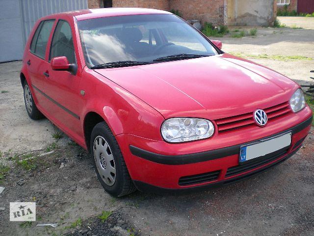Капот   Volkswagen Golf IV- объявление о продаже  в Луцке