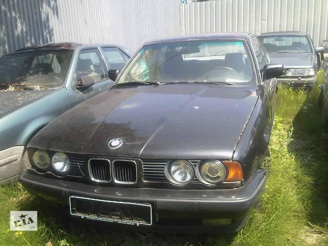Капот для легкового авто BMW 5 Series- объявление о продаже  в Ужгороде