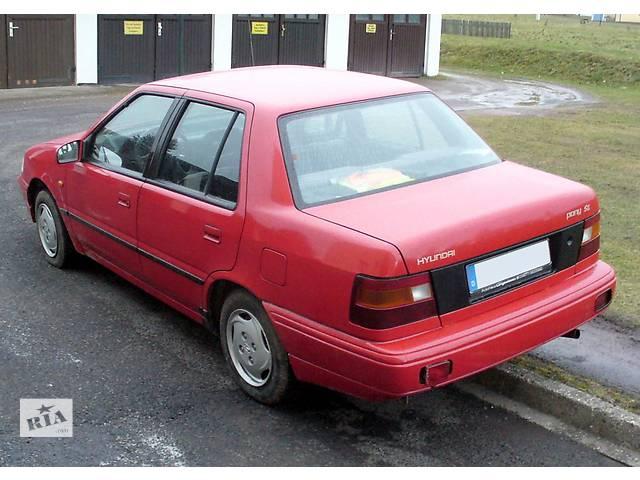 бу  Капот для легкового авто Hyundai Pony в Одессе