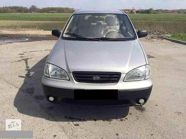 купить бу  Капот для легкового авто Kia Carens в Львове
