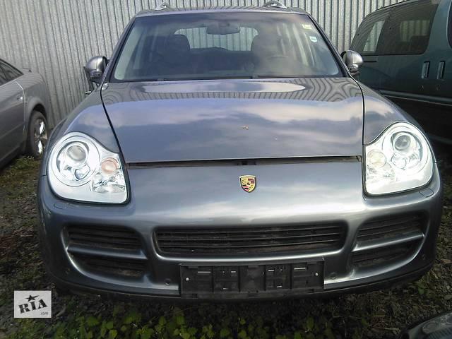 купить бу  Капот для легкового авто Porsche Cayenne в Ужгороде