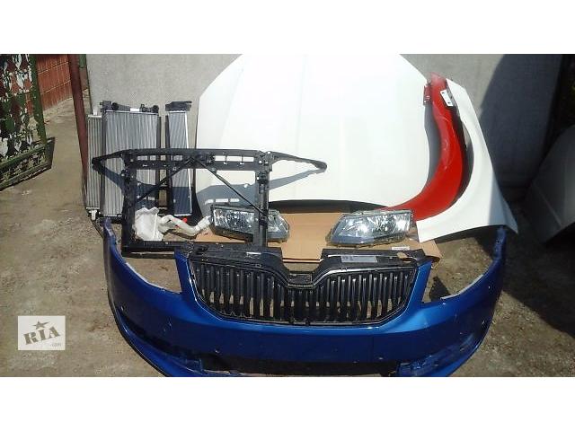 бу Капот для легкового авто Skoda Octavia A7 в Ровно