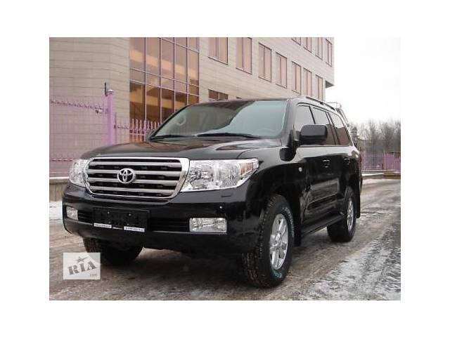 бу  Капот для легкового авто Toyota Land Cruiser 200 в Ровно