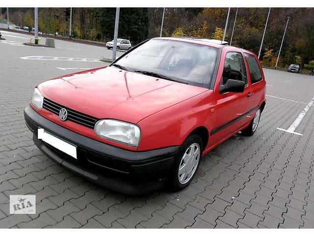 продам Капот для легкового авто Volkswagen Golf III бу в Львове