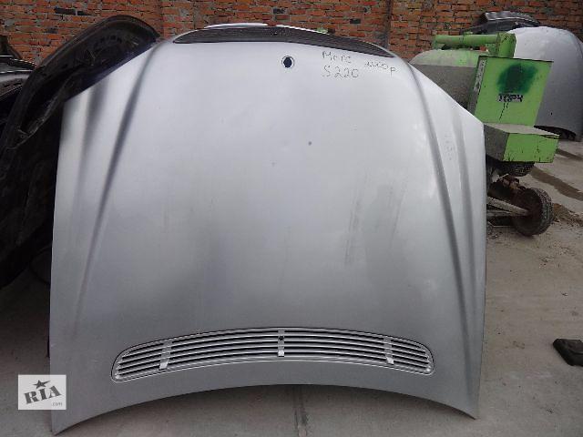 бу капот для Mercedes S-Class, w220, 2000 в Львове