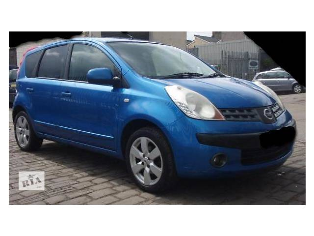 продам  Капот для  Nissan Note бу в Львове