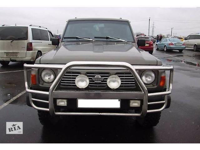 Капот для Nissan Patrol 1996- объявление о продаже  в Львове