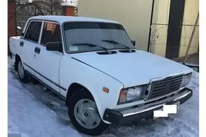 б/у Капот ВАЗ 2107