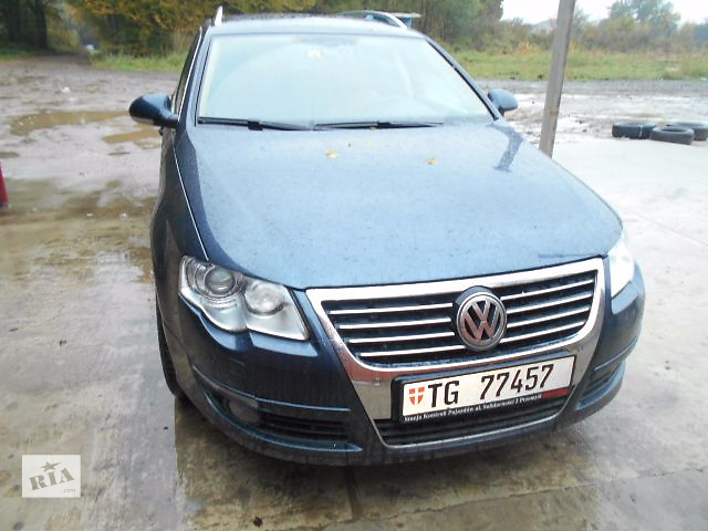 купить бу Капот для Volkswagen B6 2007 в Львове