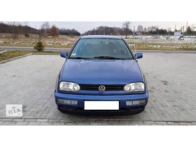 бу Капот для Volkswagen Golf III 1996 в Львове