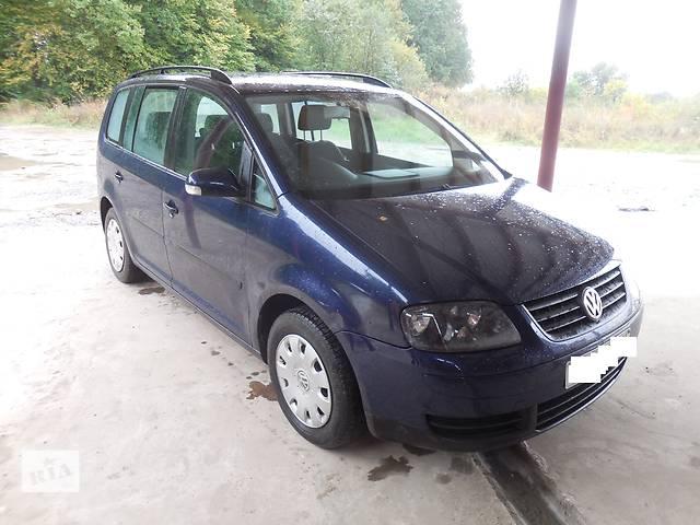 купить бу Капот для Volkswagen Touran 2006 в Львове