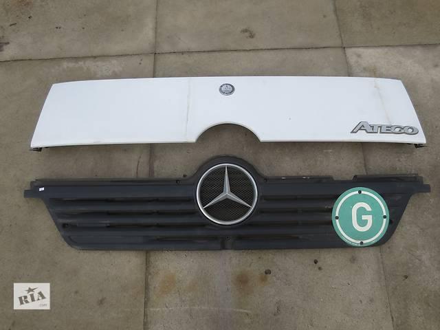 Капот Mercedes Benz Atego оригинал (Разборка Мерседес Атего)- объявление о продаже  в Николаеве