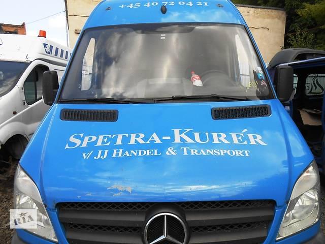 купить бу Капот Mercedes Sprinter 906, 903 (215, 313, 315, 415, 218, 318, 418, 518) 1996-2012 в Ровно