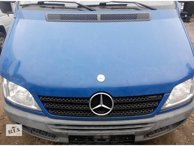 бу Капот Mercedes Sprinter Мерседес Спринтер 903, 2.2; 2.7 CDI OM611; 612 (2000-2006 г.в) в Ровно