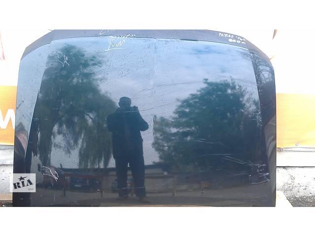 бу  капот Mitsubishi Pajero Wagon Митсубиси Паджэро Вагон в Киеве