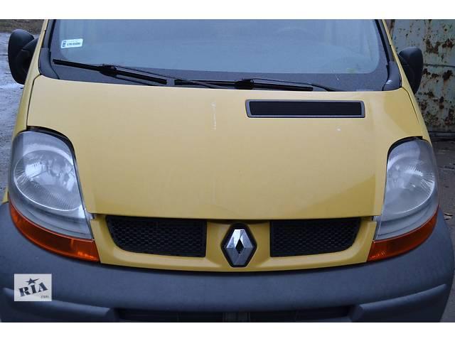 купить бу Капот на Renault Trafic, Opel Vivaro, Nissan Primastar (Рено Трафик, Опель Виваро, Нисан Примастар) 2001-2010. Оригинал, в Ровно