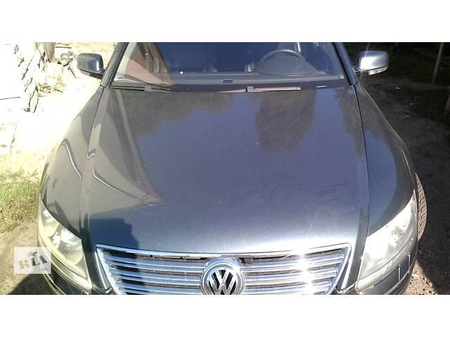 купить бу Капот на Volkswagen Phaeton Фольксваген Фаетон с 2002-2007г в Ровно