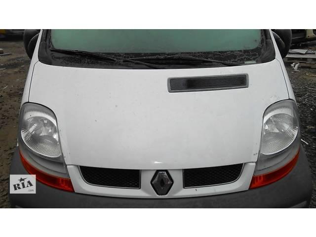 продам Капот Nissan Primastar Ниссан Примастар, Opel Vivaro Опель Виваро Renault Trafic Рено Трафик бу в Ровно